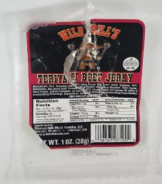 Wild Bill's - Teriyaki Beef Jerky (Review #1)