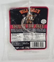 Wild Bill's - Teriyaki Beef Jerky (Review #1)