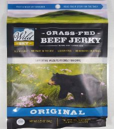 Wild Sky - Original 100% Grass-Fed Beef Jerky