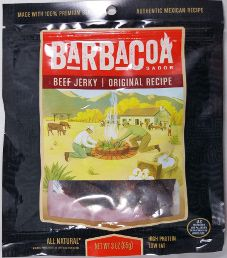 Barbacoa Jerky - Original Recipe Beef Jerky