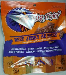 Big Chief - Original Beef Jerky