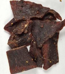 Glenwood Smoked Meats - Cracked Pepper Beef Jerky