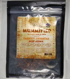 Halal Mummified Jerky - Chariot Sriracha Halal Beef Jerky