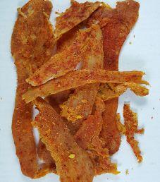 Halal Mummified Jerky - Nefirtiti Mango Habanero Halal Chicken Jerky