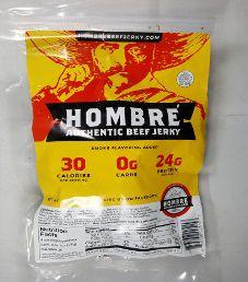 Hombre Authentic Beef Jerky - Original Beef Jerky