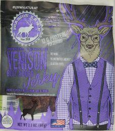 Pearson Ranch Jerky - Hickory Venison Beef Jerky