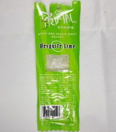 Primal Strips - Mesquite Lime Vegan Jerky