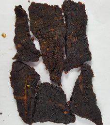 East Coast Beef Jerky - Hot Beef Jerky