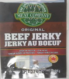 The Great Canadian Meat Company - Original Beef Jerky (Recipe #1)