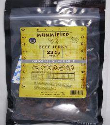 Halal Mummified Jerky - Original Silver Nile Halal Beef Jerky