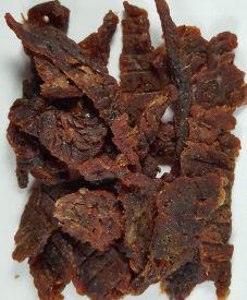 Jeff's Famous Jerky - Cranberry Jalapeno Beef Jerky