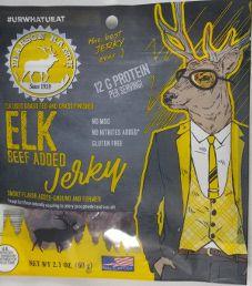 Pearson Ranch Jerky - Hickory Elk Beef Jerky