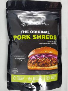 Simply Shredz - Original Pork Shredz