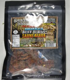 Smokehouse Jerky Co. - Carne Asada Beef Brisket Jerky (Review #2)