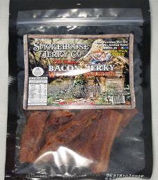 Smokehouse Jerky Co. - Western Barbecue Bacon Jerky