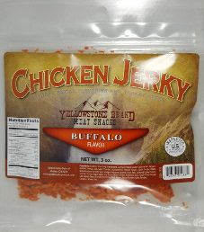 Yellowstone Brand - Buffalo Chicken Turkey Jerky