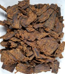 Mong Lee Shang - Hot Vegetarian Imitation Beef Jerky (Review #2)