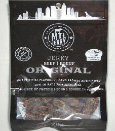 MTL Jerky - Original Beef Jerky (Receipe #2)