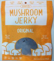 Pan's Mushroom Jerky - Original Mushroom Jerky