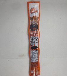 Pearson Ranch Jerky - Hickory Wild Boar Pork Stick