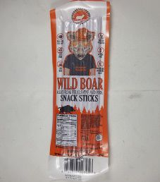 Pearson Ranch Jerky - Hickory Wild Boar Pork Stick