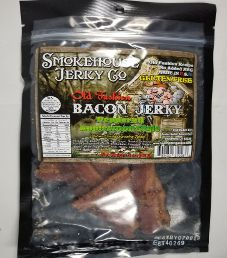 Smokehouse Jerky Co. - Applewood Smoke Style Bacon Jerky