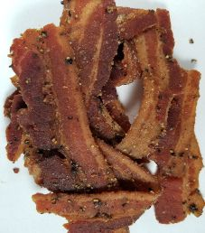 Smokehouse Jerky Co. - Applewood Smoke Style Bacon Jerky