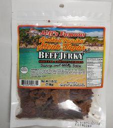 Jeff's Famous Jerky - Smoked Paprika Beef Jerky