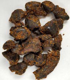 Pan's Mushroom Jerky - Zesty Thai Mushroom Jerky