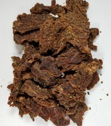 Smokehouse Jerky Co. - Garlic Pepper Beef Brisket Jerky