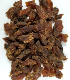 OneForNeptune - Honey Lemon Ginger White Fish Jerky