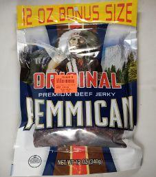 Pemmican - Original Beef Jerky (Recipe #2)