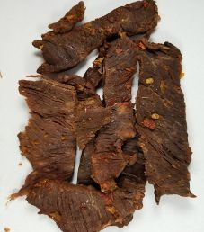 Rod's Angry Jerky - Angry Chili Lime Beef Jerky