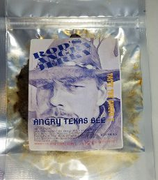 Rod's Angry Jerky - Angry Texas Bee Beef Jerky