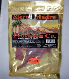 Sierra Madre Provision Co. - Teriyaki Turkey Jerky