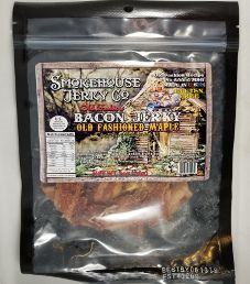 Smokehouse Jerky Co. - Old Fashioned Maple Bacon Jerky