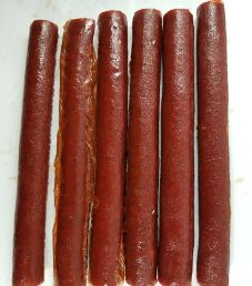 The Patriot Brands Jerky - Carolina Reaper Fire Pork Beef Stick