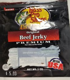 Uncle Buck's - Original Beef Jerky