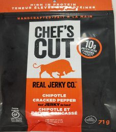 Chef's Cut - Chipotle Cracked Pepper Beef Jerky (Recipe #2)