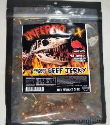 Jurassic Jerky - Inferno-X Beef Jerky