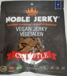 Noble Jerky - Chipotle Vegan Jerky