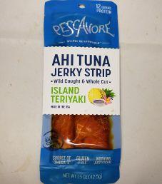 Pescavore - Island Teriyaki Ahi Tuna Jerky