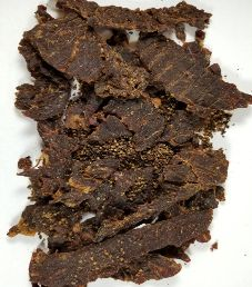Smokehouse Jerky Co. - Ole Cracked Pepper! Beef Jerky (Recipe #2)