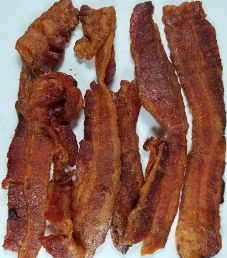 Jurassic Jerky - Sriracha Style Bacon Jerky