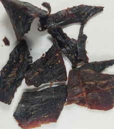 Bronco Billy's Beef Jerky - Peppered Beef Jerky