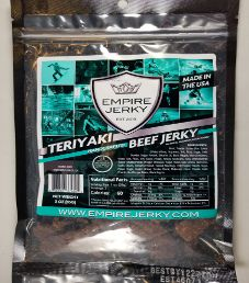 Empire Jerky - Teriyaki Beef Jerky