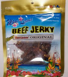 Maui~Licious - Original Beef Jerky (Review #2)