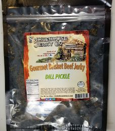 Smokehouse Jerky Co. - Dill Pickle Beef Jerky