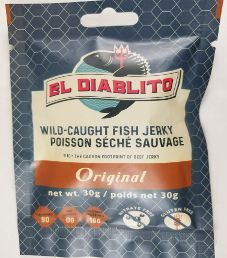 El Diablito - Original White Fish Jerky
