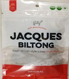 Jacques Biltong - Original Beef Biltong